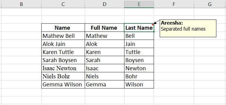 Sample Database