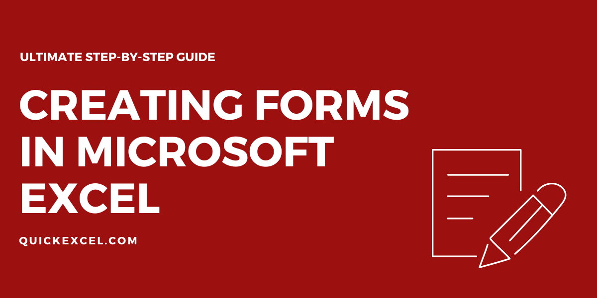 creating forms in