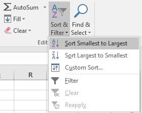 Randomize a List in Excel