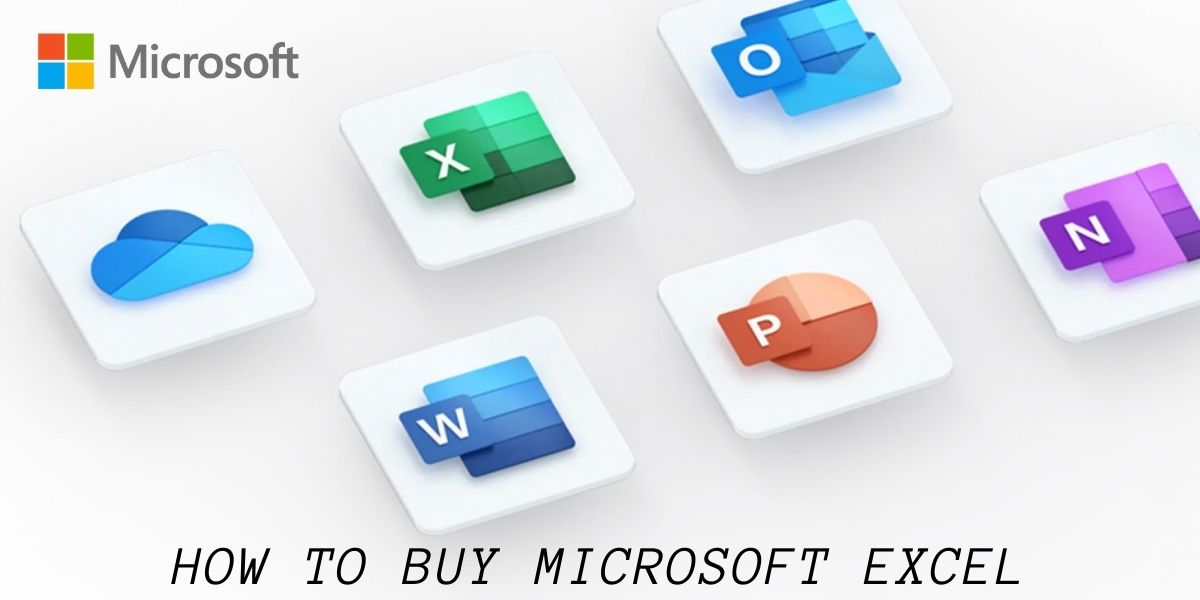 How To Buy Microsoft Excel
