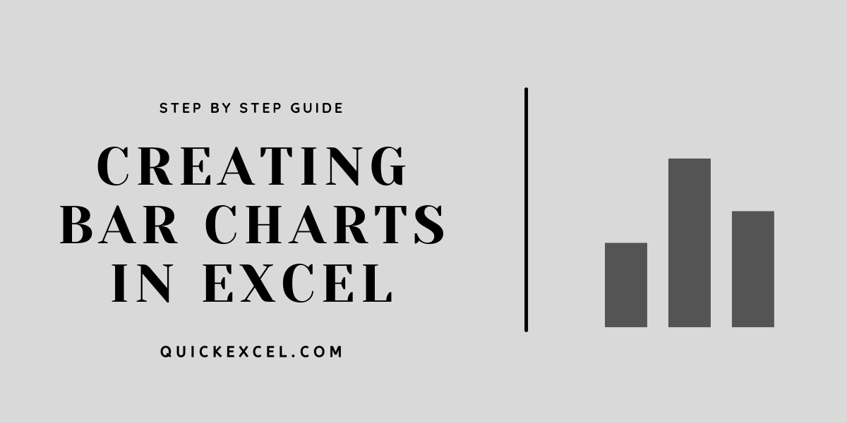creating bar charts in