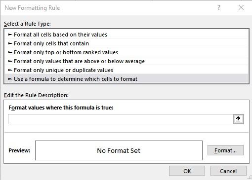 new rule dialog box 1