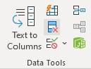 remove duplicates data tools