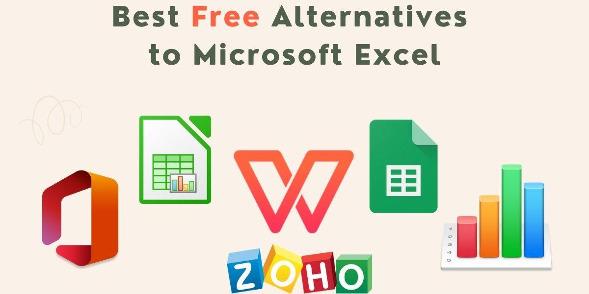 Best Free Alternatives To Microsoft Excel