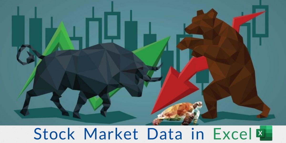 Stock Market Data in