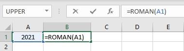 Convert Numbers in Excel