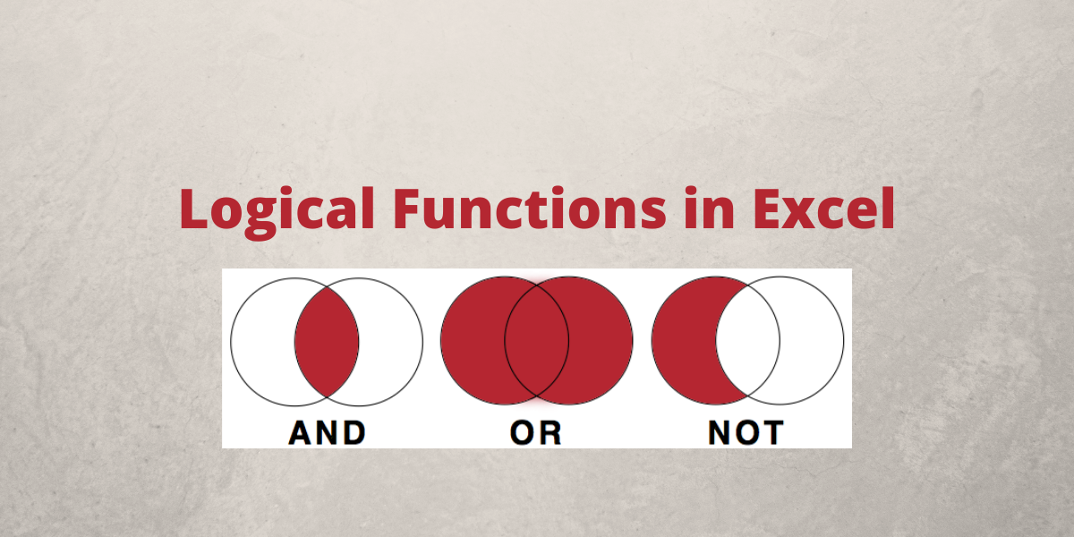 Logical Functions in