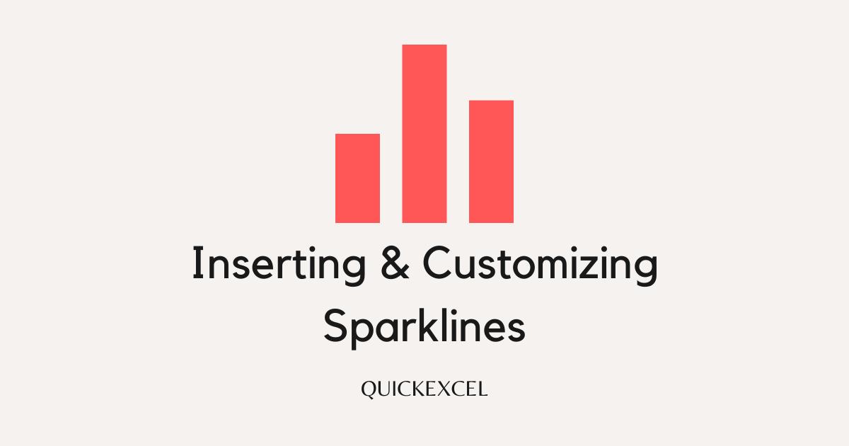 SPARKLINES 1