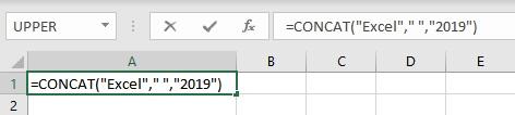 concat formula