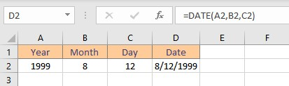 Date and Time Functions