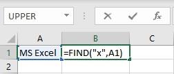 find formula
