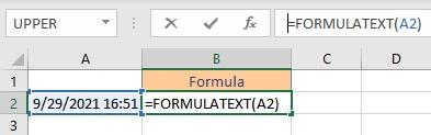 formulatext formula