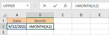 month formula