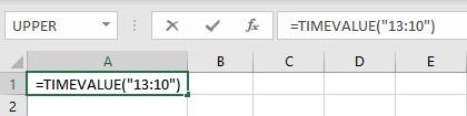 timevalue formula